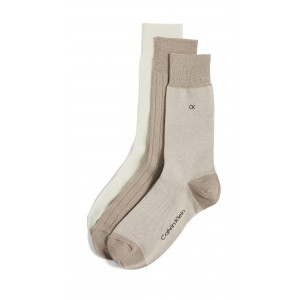 3 Pack Birdseye Dress Socks