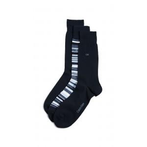 3 Pack Multi Stripe Dress Socks