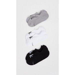 3 Pack Cushion Logo Sport Socks