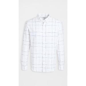 Standard Windowpane Shirt