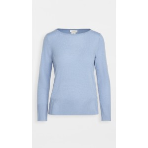 Essential Open Cashmere Sweater