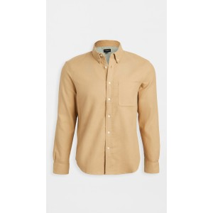 Double Face Long Sleeve Shirt