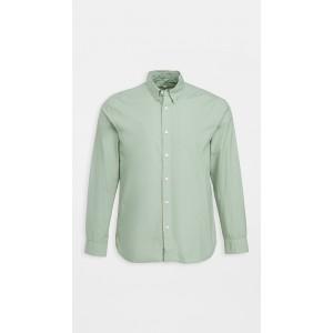 Tea Dye Poplin Shirt
