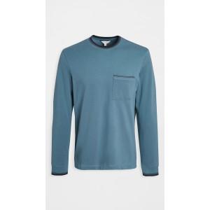 Pique Crew Sweater