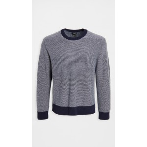 Cashmere Lounge Crew Sweater