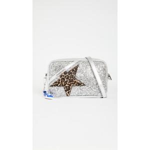 Star Bag Glitter Front Panel