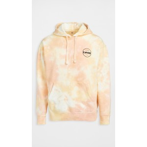 Relaxed Fit Logo Hoodie