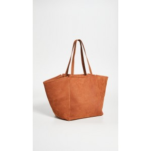 Covered Buckle Large E/W Tote