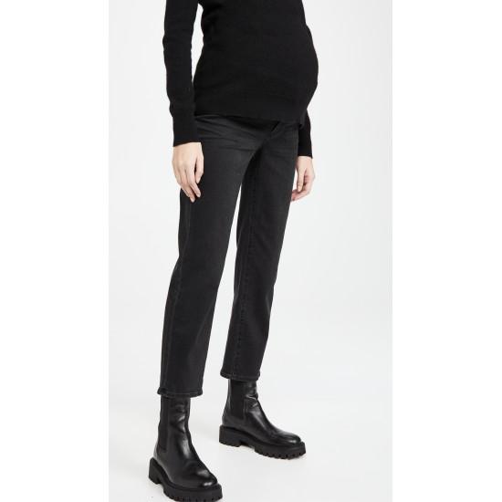 Maternity Noella Straight Jeans