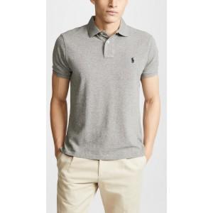New Custom Slim Polo Shirt