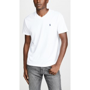 V Neck Classic Fit Tee Shirt