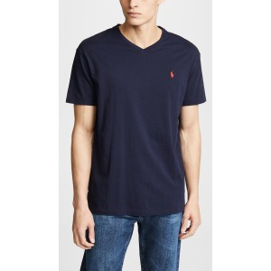 V Neck Classic Fit T-Shirt