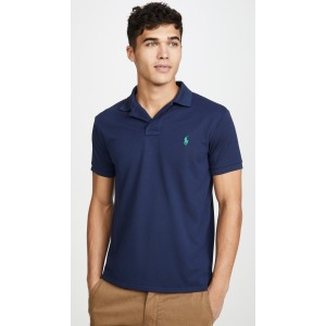 Sustainable Mesh Earth Polo