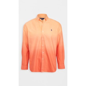 Dip Dyed Oxford Shirt