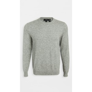 Donegal Cashmere Crew Neck Sweater