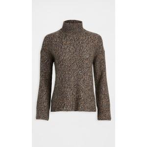 Karenia Marled Cashmere Sweater