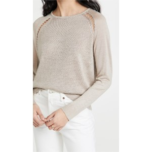 Multi GG Long Sleeve Sweater