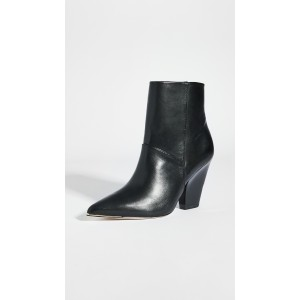 Lila 90mm Zip Up Ankle Boots