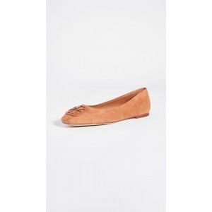 Georgia Ballet Flats