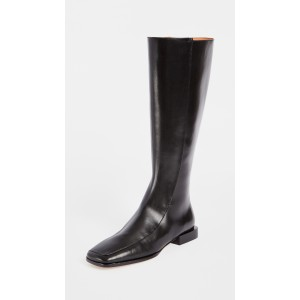 Square Toe 20mm Boots