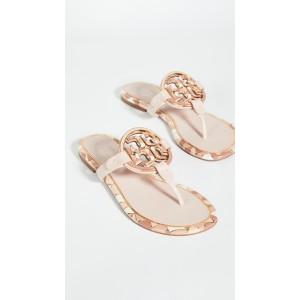 Enamel Miller Sandals