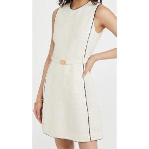 Plaid Tweed Nadia Dress