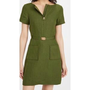 Linen Nadia Dress
