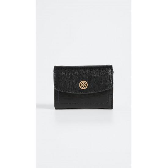 Robinson Flap Mini Wallet