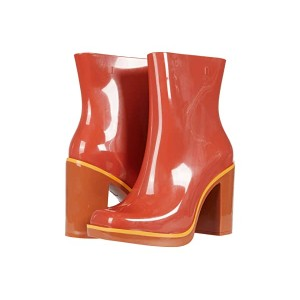 Melissa Shoes Classic Boots Red/Orange
