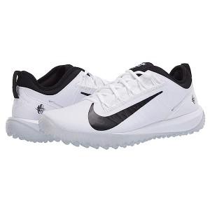 Nike Alpha Huarache 7 Pro Turf Lax White/Black