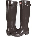Hunter Original Tall Gloss Rain Boots Seep