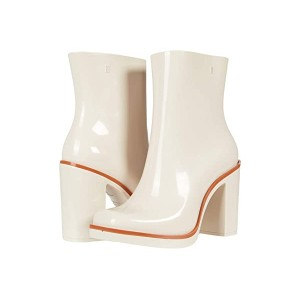 Melissa Shoes Classic Boots Nude Brown