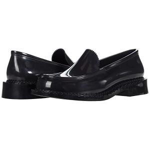 Melissa Shoes Penny Loafer Black
