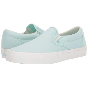 Vans Classic Slip-On Brushed Twill Soothing Sea/Snow White