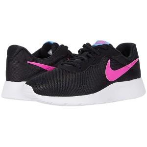 Nike Tanjun Black/Fire Pink/University Blue/White