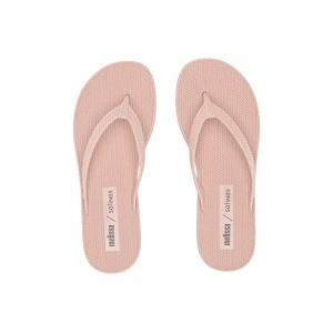 Melissa Shoes x Salinas Braided Summer Flip Flop Sand