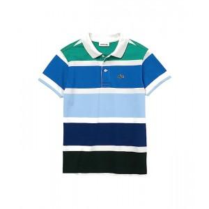 Short Sleeve Classic Big Stripes Polo (Infantu002FToddleru002FLittle Kidsu002FBig Kids)