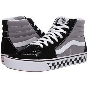 Vans ComfyCush SK8-Hi Tape Mix Black/Frost Gray