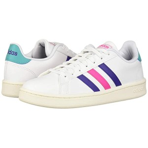 adidas Originals Grand Court White/Energy Ink/Shock Pink
