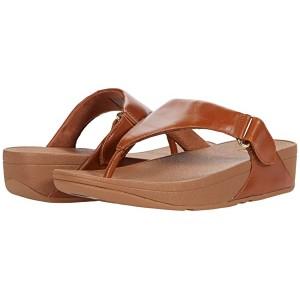 FitFlop Sarna Toe Thong Sandal Light Tan