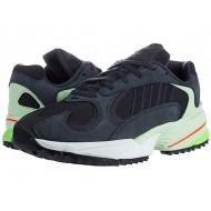 adidas Originals Yung-1 Trail Carbon/Core Black/Glow Green