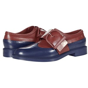 Melissa Shoes Classic Brogue Special Blue/Dark Red