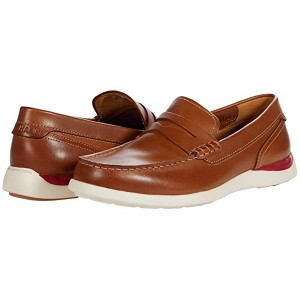Cole Haan Grand Atlantic Penny Loafer Brown 1