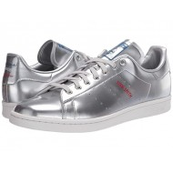 adidas Originals Stan Smith Silver/Silver/Crystal White