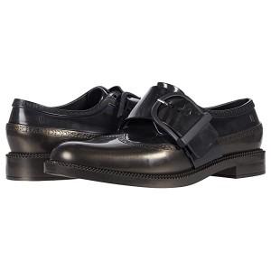 Melissa Shoes Classic Brogue Special Black Bow