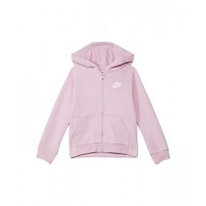 Sportswear Lightweight Sueded Fleece Full Zip Hoodie (Toddler)
