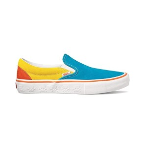 Vans X The Simpsons Pro Sneaker Collection