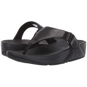 FitFlop Sarna Toe Thong Sandal All Black