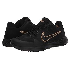 Nike Alpha Huarache Elite 2 Turf Black/Black