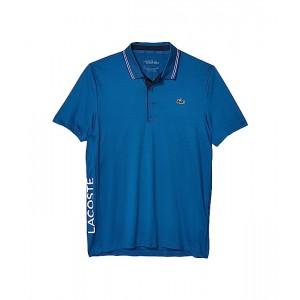 Short Sleeve Jersey S-Dry Side Logo Polo